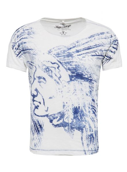 KEY LARGO Herren T-Shirt MT NATIVE MT NATIVE