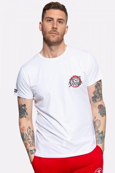 T-Shirt mit Backprint »Legend«