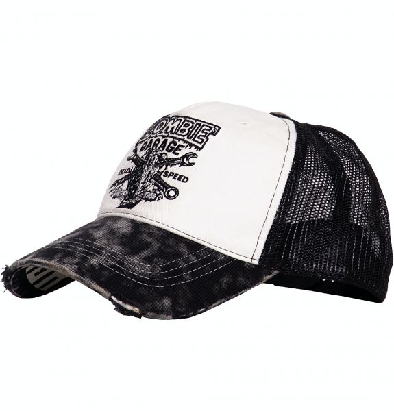 Trucker Cap »Zombie Garage«