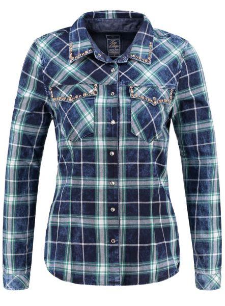 KEY LARGO Damen Bluse DB CLARA button Farbe  Größe