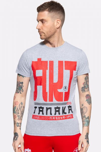 T-Shirt mit Frontprint »Write«