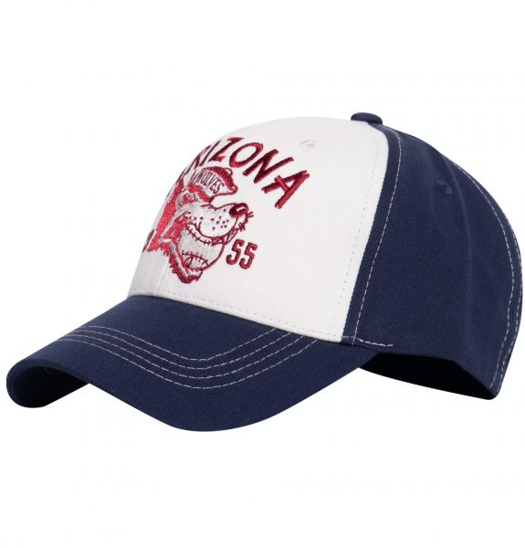 KING KEROSIN Baseballcap mit Stickerei und Gummizug Arizona