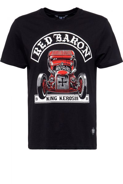 T-Shirt »Red Baron« - Bild